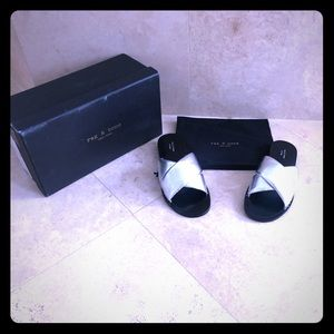BRAND NEW RAG & BONE SLIDES/ SANDALS